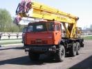 ПМС-328-02 на базе КАМАЗ-43114
